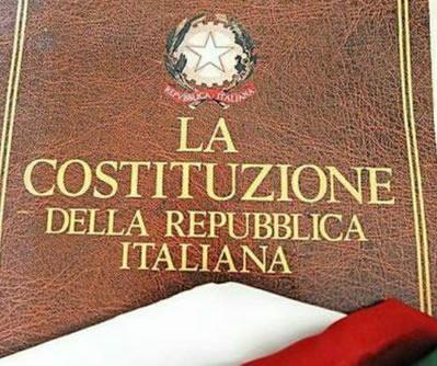 La nostra Costituzione è quella votata nel 1948?