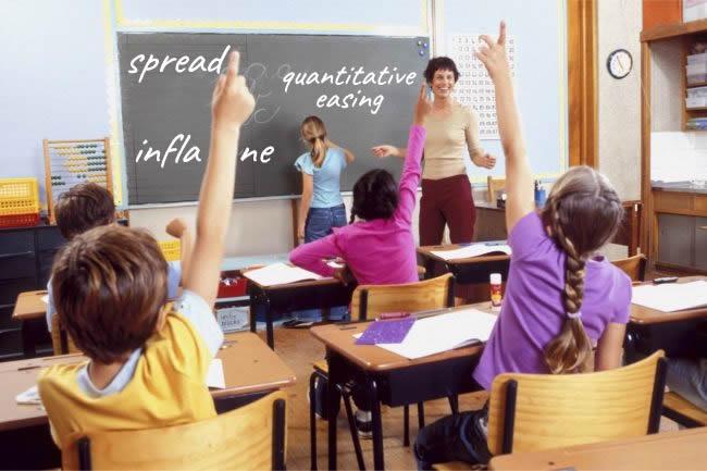 Studiare economia a scuola