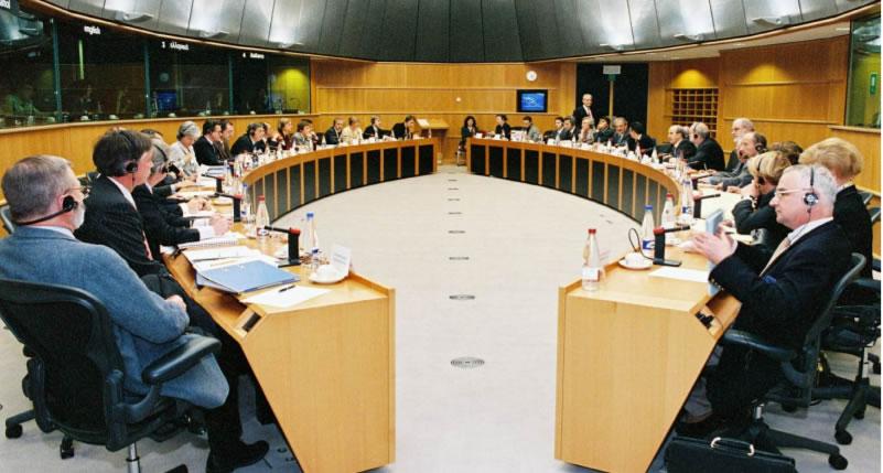 i processi decisionali nella Unione Europea