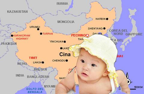 Dossier la Cina e la politica sulle nascite